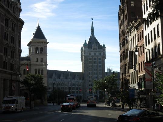 SUNY Administration Plaza, Albany New York