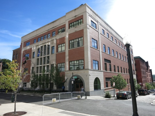 Albany County Judicial Center
